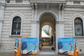 La sede di Confcommercio Lecco è situata a Palazzo Falck, in piazza Garibaldi 4